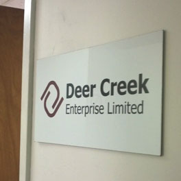 deer-creek-enterprise-sign