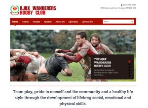ajax-wanderers-home-page